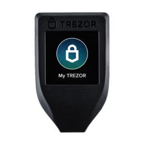 hardware wallet Trezor T