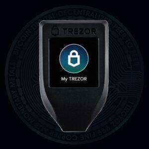 Trezor T