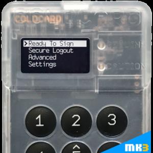 Coldcard MK3